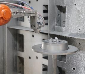 Revestimento livre do floco do zinco do cromo para o disco de freio JH-310