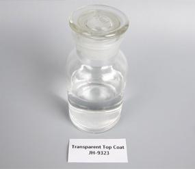 Revestimento superior transparente JH-9323 do revestimento de Dacromet