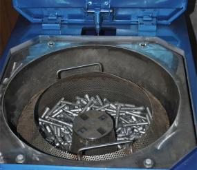Máquina de revestimento DSB S300 do floco do zinco de Dacromet do uso do laboratório
