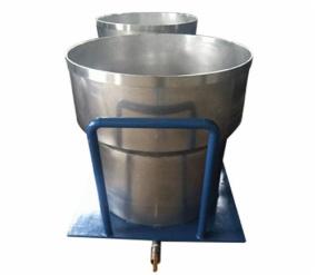 Tanque de imersão para revestimento de flocos de zinco Dacromet
