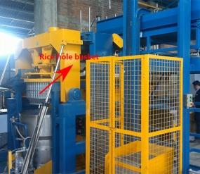 Cestas das peças da máquina de revestimento do floco do zinco