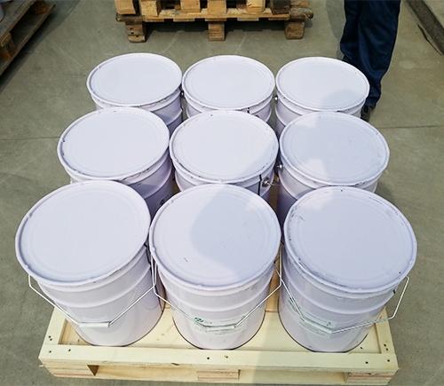 Pintura à base de água JH-9380 de revestimento de Dacromet