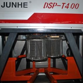 Revestidora planetário de três cestas de JUNHE (DSP T400)